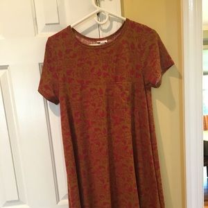 Lularoe Carly dress
